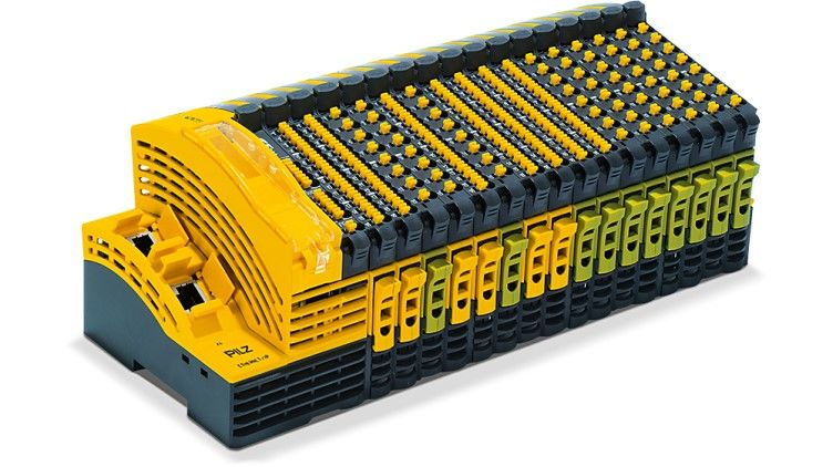 Pilz expands its remote I/O system PSSuniversal 2
