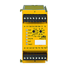 PNOZpower safety relays