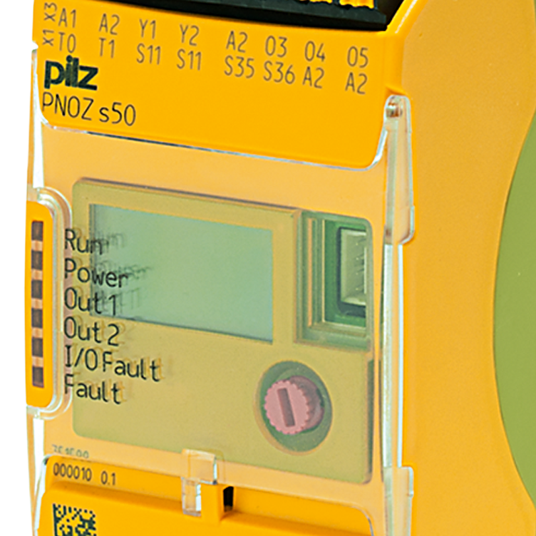 Brake control devices - Pilz INT