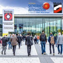 At Motek's expert forum Safety + Automation 2019, experts from associations, science and industry will be providing information about the important issues of automation technology. Photo: Expert forum