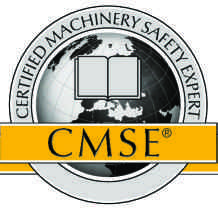 CMSE – Certified Machinery Safety Expert