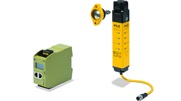 Veilig heksysteem PSENmlock wordt compatibel met Safety Device Diagnostics