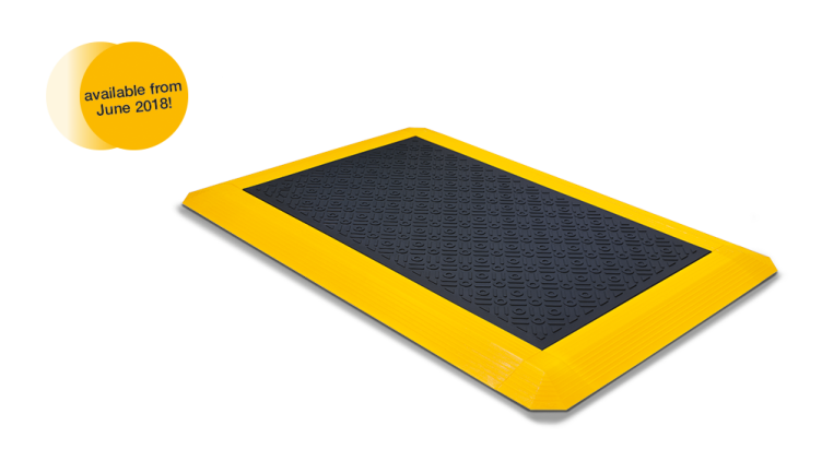 Pressure-sensitive safety mat PSENmat
