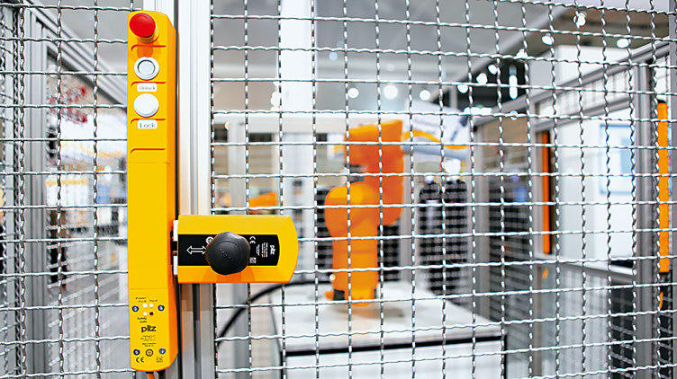Safety guard locking device – Features of the safety gate system PSENsgate