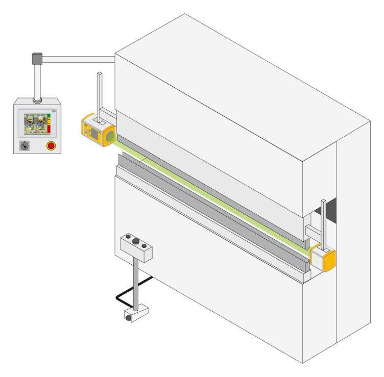 Solución completa para prensas plegadoras y retrofit de prensas