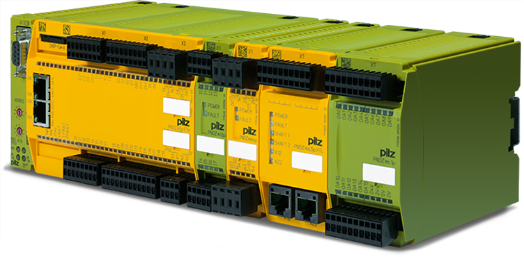 Safety systems PNOZmulti – Expansion modules