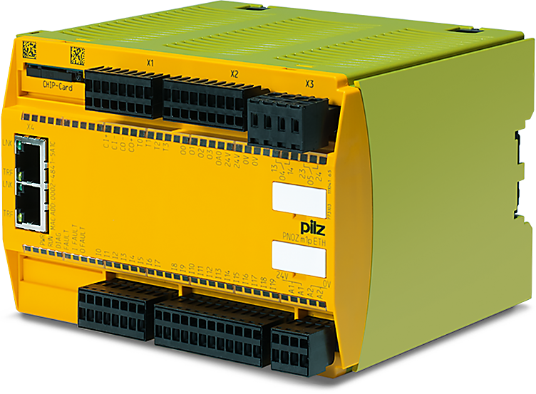 Configurable safety systems PNOZmulti – Base units