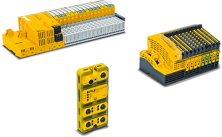 Pilz controllers – for safety and automation