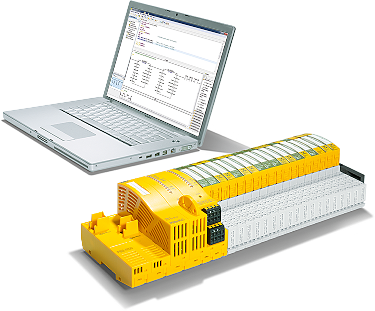 Software for the PSS 4000 automation system