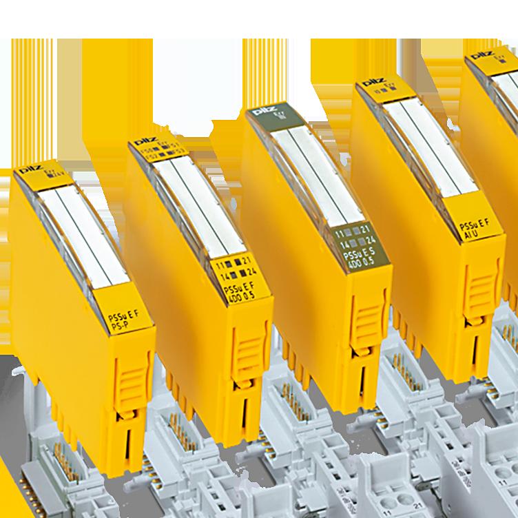 PLC controllers - Pilz US