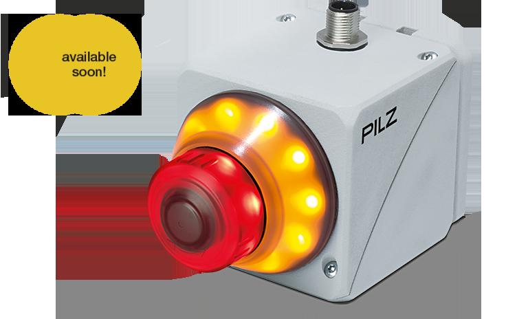 PITestop active es un dispositivo de parada de emergencia iluminado