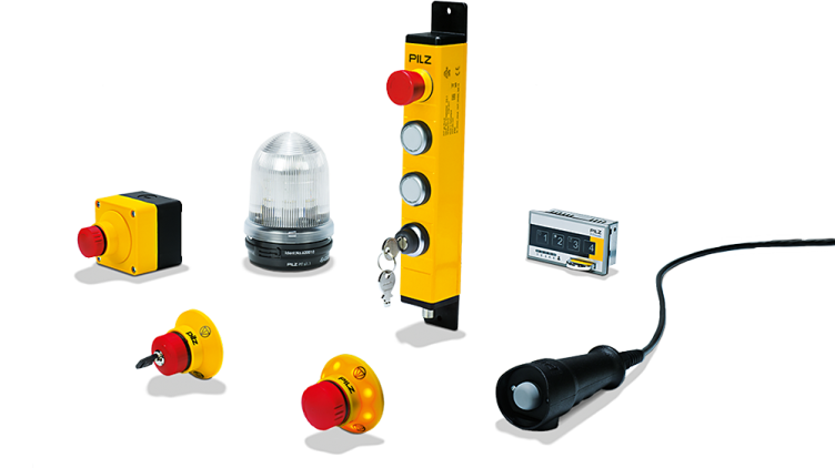 Control and signal devices