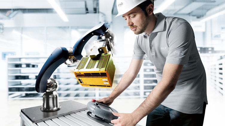Automation with Collaborative Robots