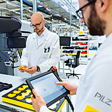 Robotics at Pilz