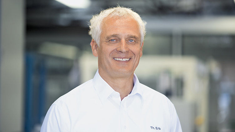Thomas Erb, Managing Director Xactools