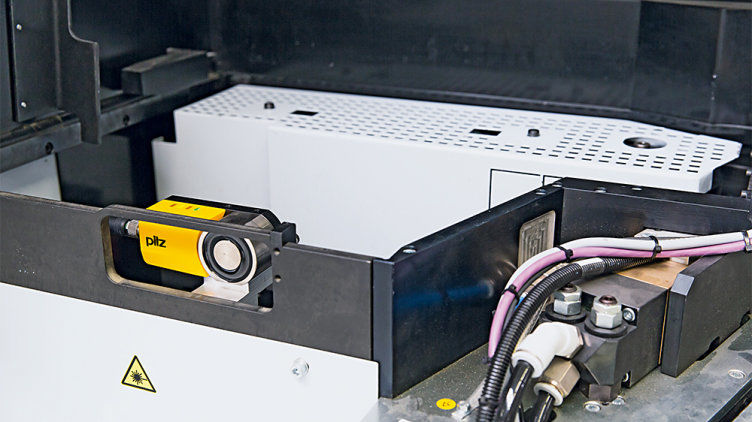 Efficient safety management makes lasers safe