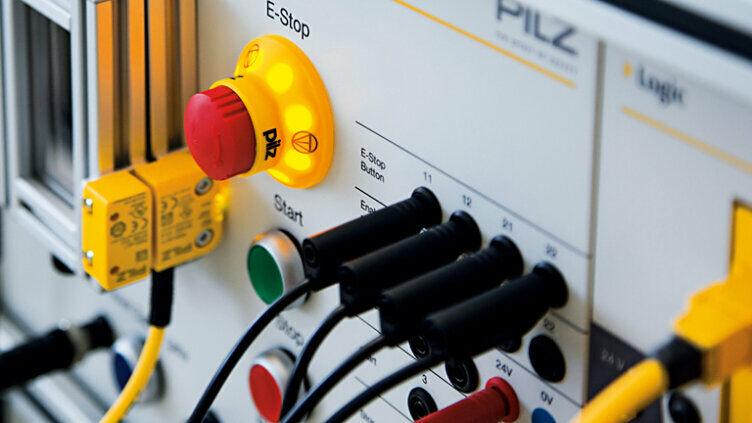 传感器技术控制面板