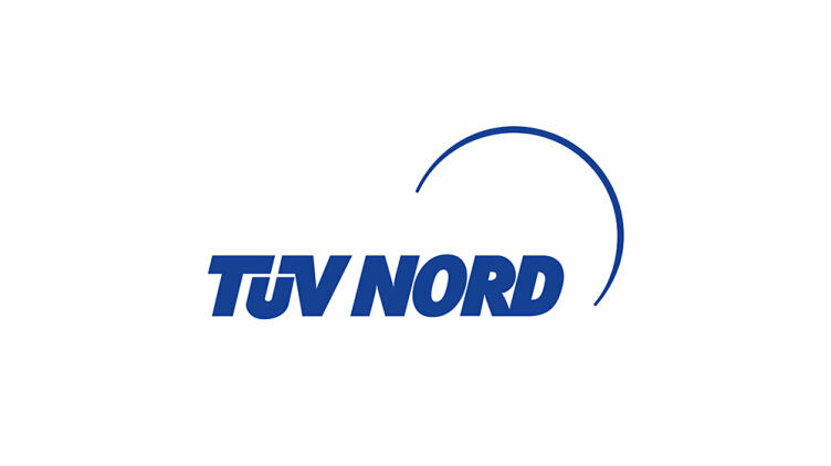The CECE qualification is certified by TÜV NORD