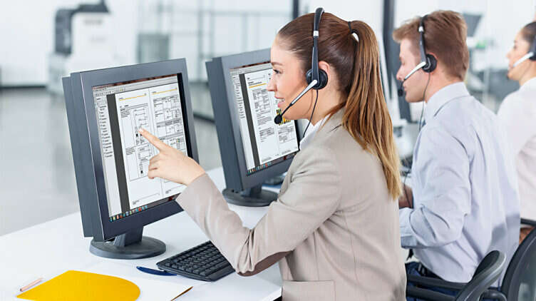 Technical support - telephone support around the clock