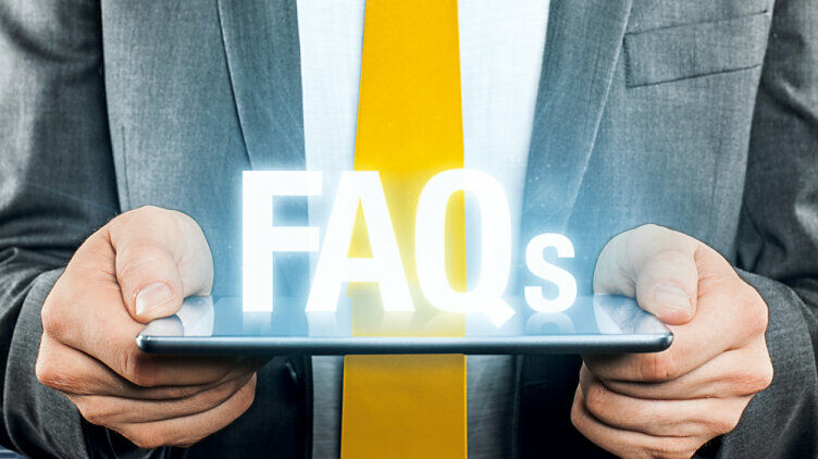 We respond to frequently asked questions about our products and services for safe automation.