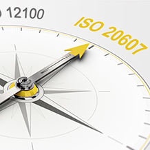 The new standard ISO 20607