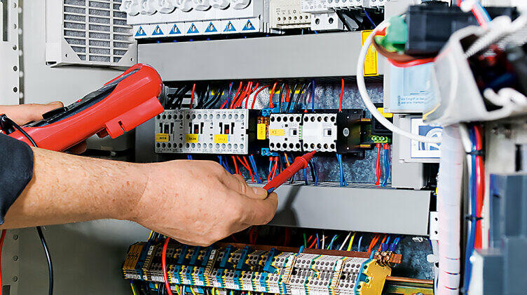 Safe electrical equipment of machinery