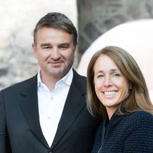 New Managing Team Thomas Pilz and Susanne Kunschert