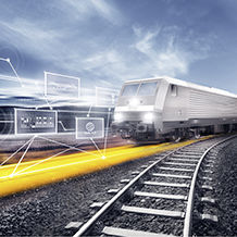Digitisation for railway technology