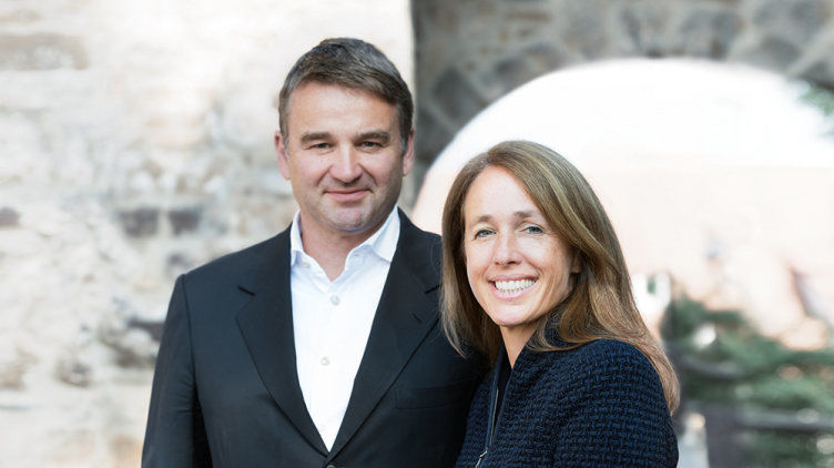 Management Team Thomas Pilz and Susanne Kunschert