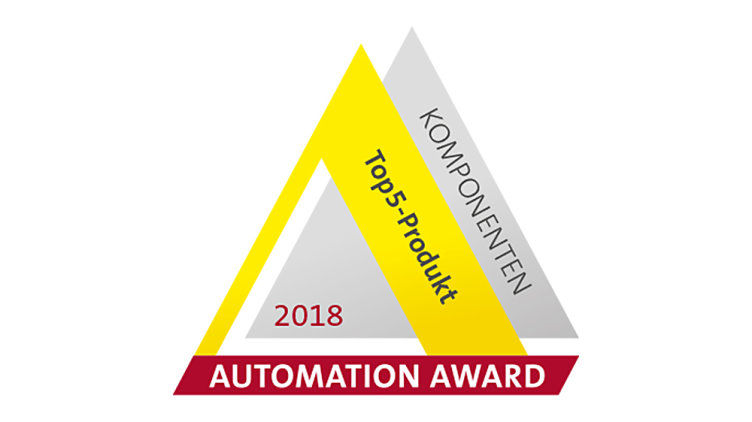 Logo Automation Award 2018