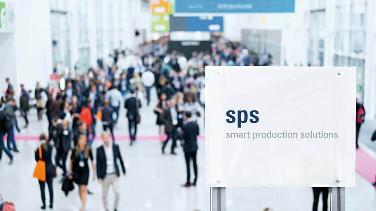 SPS – Smart Production Solutions Logo