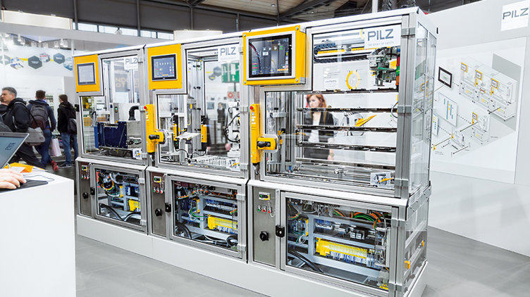 Koe Industrie 4.0 SPS IPC Drives 2016 -messuilla!