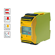 From Version 3.0, the speed monitor PNOZ s30 from the safety relay PNOZsigma product group from Pilz has a new analogue output, enabling user-friendly diagnostics.