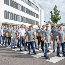 For 16 trainees and dual-study students, September sees the start of a varied training course at Pilz, with exciting projects.