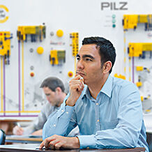 In 2018, Pilz will be on the road again in Germany with its series of seminars on machinery safety.