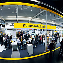 The main focus of the Pilz stand at the SPS IPC Drives 2018 will be on safe sensor technology.