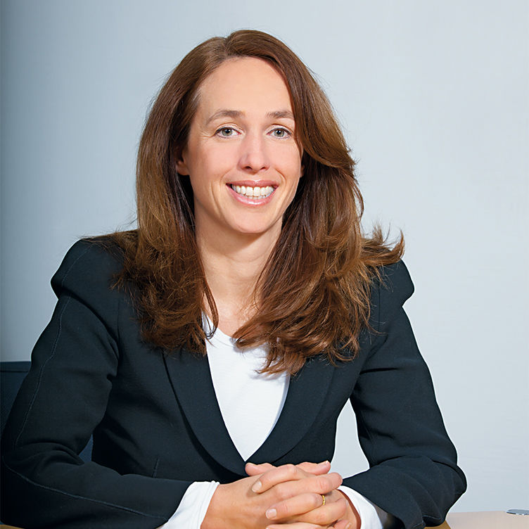 Susanne Kunschert, Managing Partner, Pilz GmbH & Co. KG