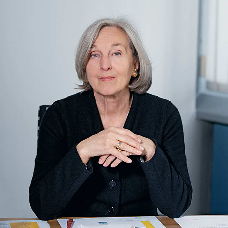 Renate Pilz, Chair of the Board, Pilz GmbH & Co. KG