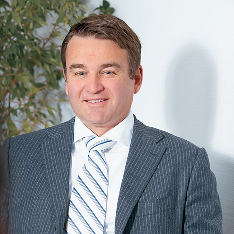 Thomas Pilz, Managing Partner, Pilz GmbH & Co. KG