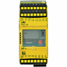 Safe speed monitor PNOZ s30