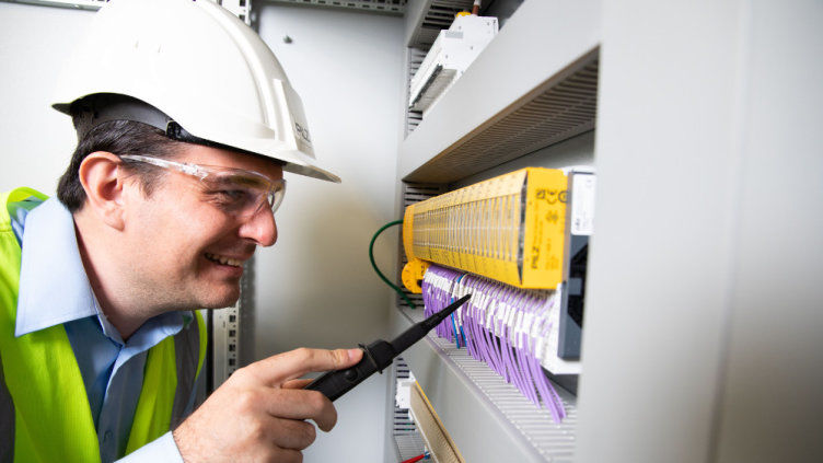 Electrical Panel Build & Installation