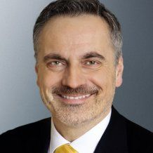 Christian Erles is the new Vice President of Sales International at the automation company Pilz.