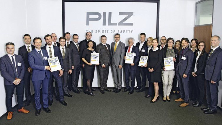 Pilz Award for the best partnerships