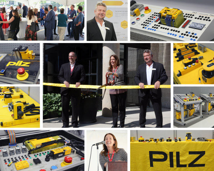 Pilz Canada Grand Opening