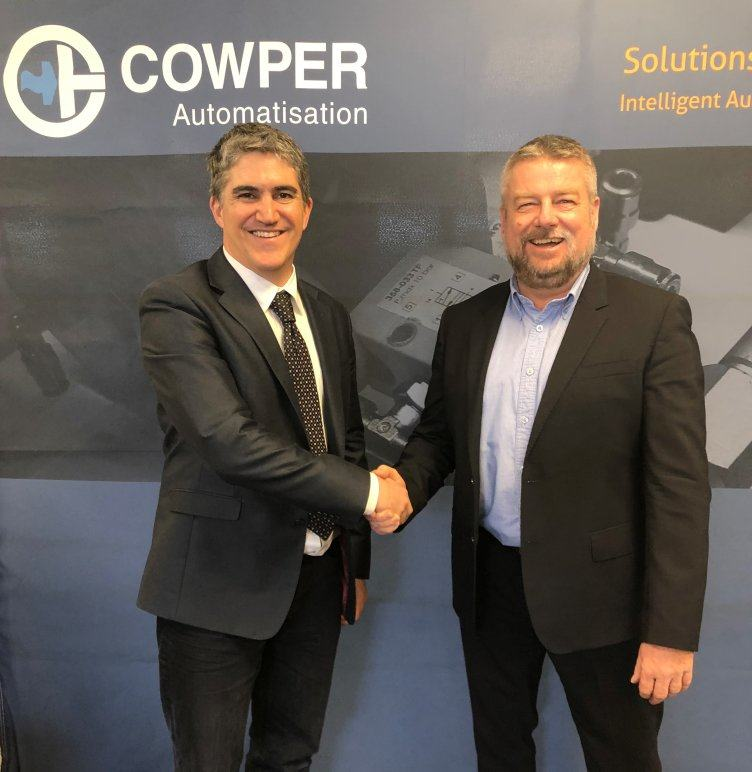 Pilz and Cowper partner agreement