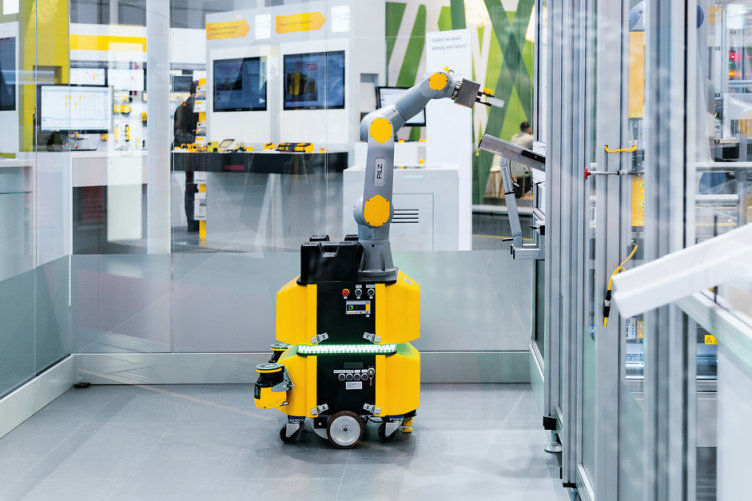 Complete solutions for safe robotics