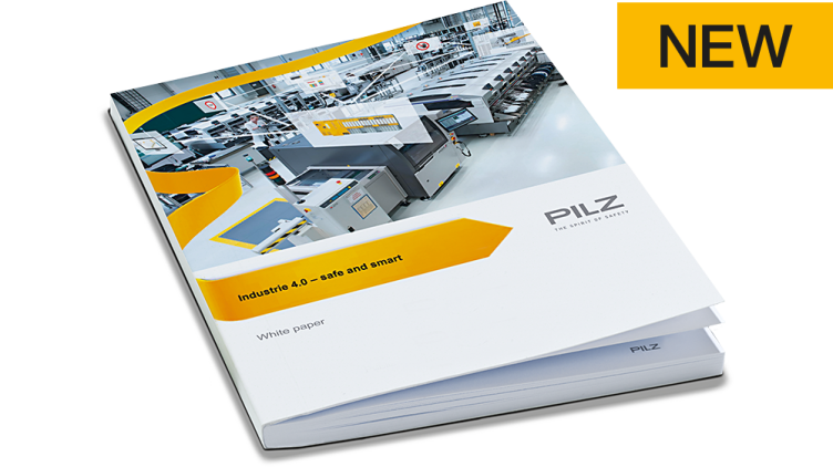 The White Paper Industrie 4.0 from Pilz