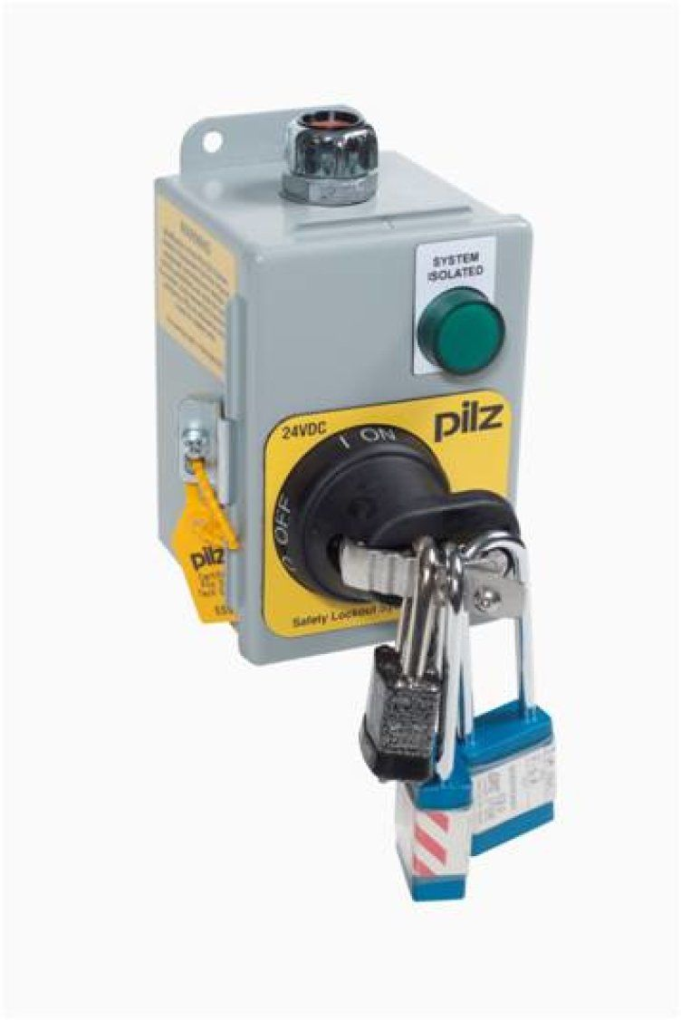 Pilz Remote Lockout System