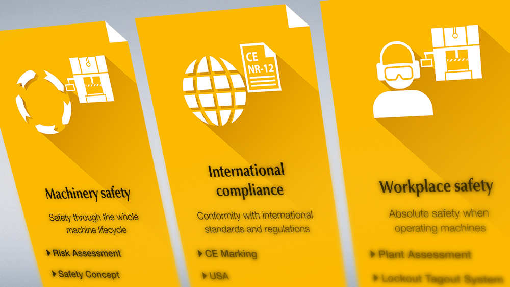 Overview of Pilz services