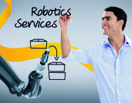 Prestations de services pour vos applications robots